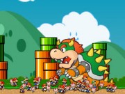 Play Bowser World Destroyer Game