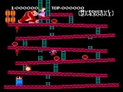 Play Donkey Kong Game