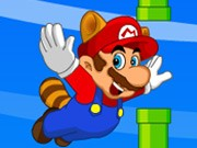 Play Flappy Super Mario Game
