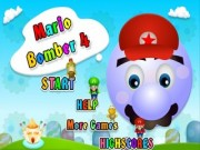 Play Funny Mario Bomber 4 Game