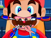 Play Mario Dental Care Game