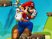 Play Mario Flying Adventures Game