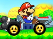 Play Mario Hit The Road Game