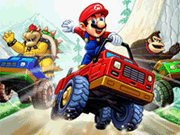 Play Mario Truck War Game