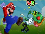 Play Mario Vs Zombies Defense Game