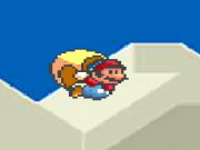 Play Mario World Cape Glide Game