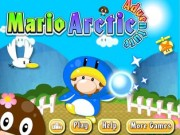 Play Super Mario Arctic Adventure Game