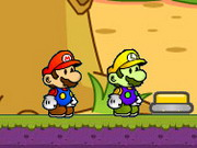 Play Super Mario Bomb Adventure Game