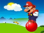 Play Super Mario Bouncing Game