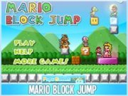 Play Super Mario Bros Block Jump Game