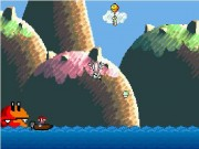 Play Super Mario Bros Boat Bonanza Game