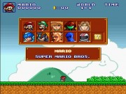 Play Super Mario Bros Crossover 2 Hacked Game