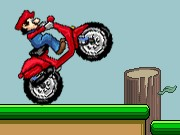 Play Super Mario Bros Motobike 3 Game