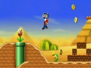Play Super Mario Bros Pow Pow Game