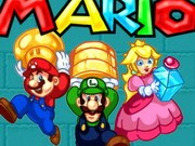 Play Super Mario Bros Treasure Hunt Game