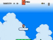 Play Super Mario Cloud Adventure Game