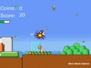 Play Super Mario Cloud Game