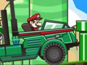 Play Super Mario Crazy Freight Game