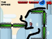Play Super Mario Draw Run Game