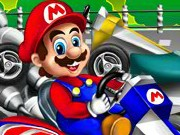 Play Super Mario Kart Parking Game