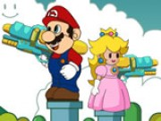 Play Super Mario Musketeers Game