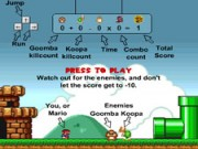 Play Super Mario Rush Arena Game