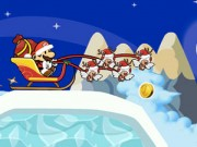 Play Super Mario Santa Delivery Game