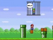 Play Super Mario Save Luigi Game