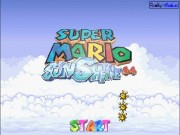 Play Super Mario Sunshine 64 Game