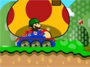 Play Super Mario Tank Adventure 2 Game