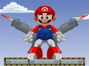 Play Super Mario The Robot Game
