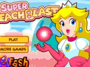 Play Super Mario World : Peach Blast Game